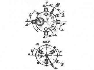 Аппарат емкостной типа ВЭЭ. Код ОКП 36-1511