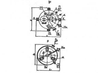 Аппарат емкостной типа ВКП. Код ОКП 36-1522, 36-1512