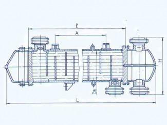 Аппараты теплообменные кожухотрубные (теплообменники кожухотрубчатые) с неподвижными трубными решетками