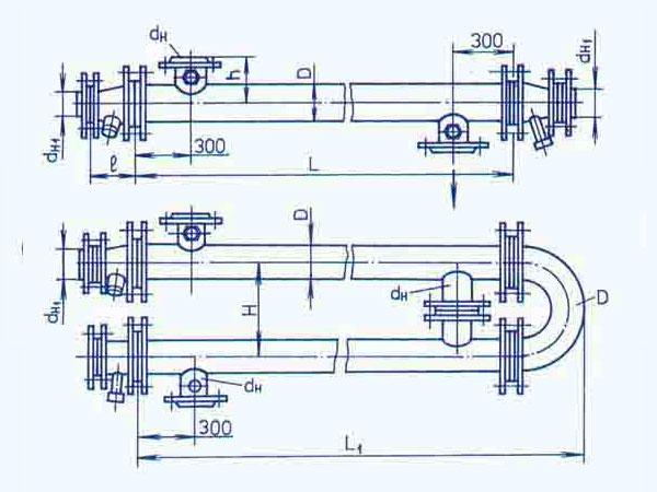 Теплообменник водяной секционный разъёмный теплообменник в двигате