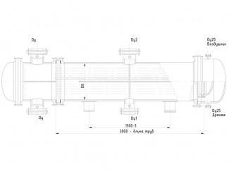 Испарители-типа-ИПТ-с-длиной-теплообменных-труб-3000-мм