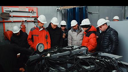 камеры АВО с пробками на высокое давление качество