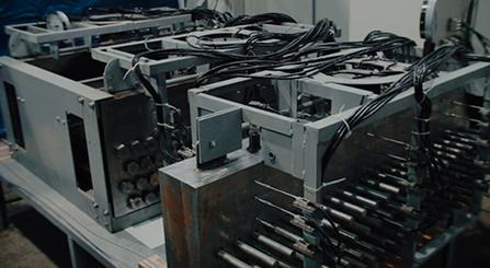 камеры АВО с пробками на высокое давление производство