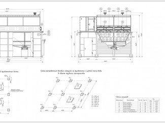 Аппараты воздушного охлаждения 2АВГ с рециркуляцией