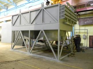 Аппараты воздушного охлаждения блочно-модульного типа АВГ-КБ(АВГ-БМ)