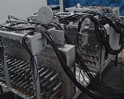 Камеры АВО с пробками на высокое давление